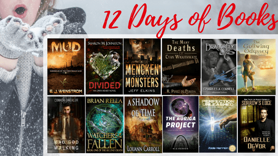 12 Days of Books Giveaway