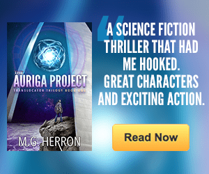 The Auriga Project ad