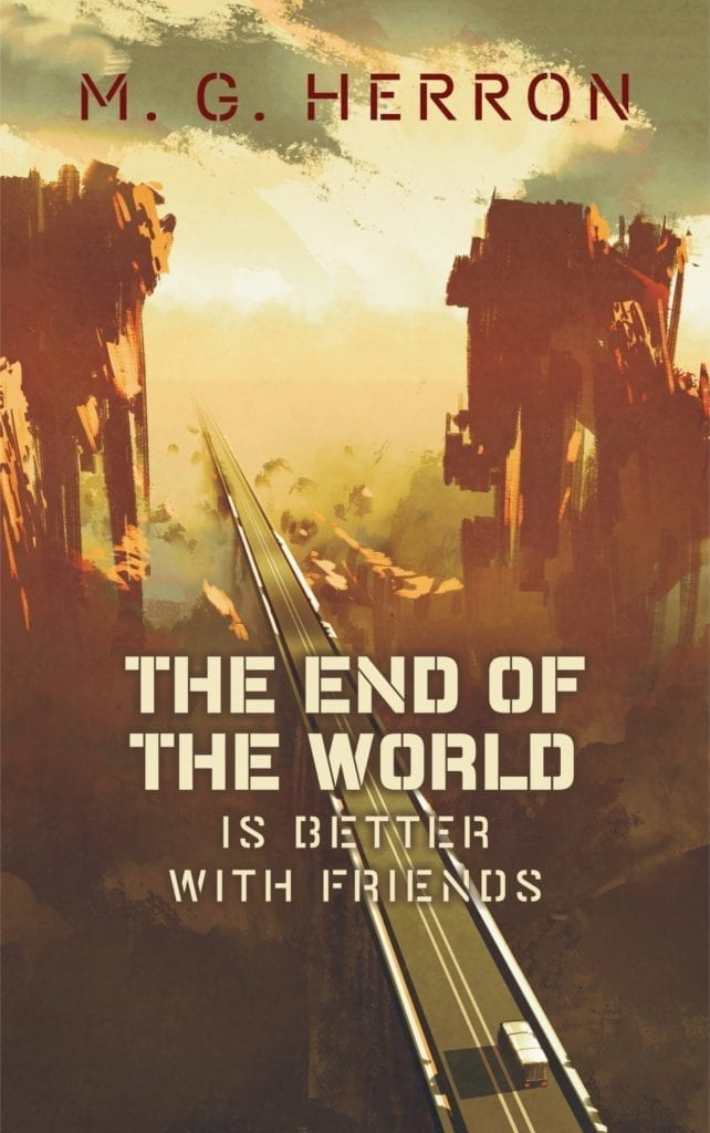 The End of the World ebook cover