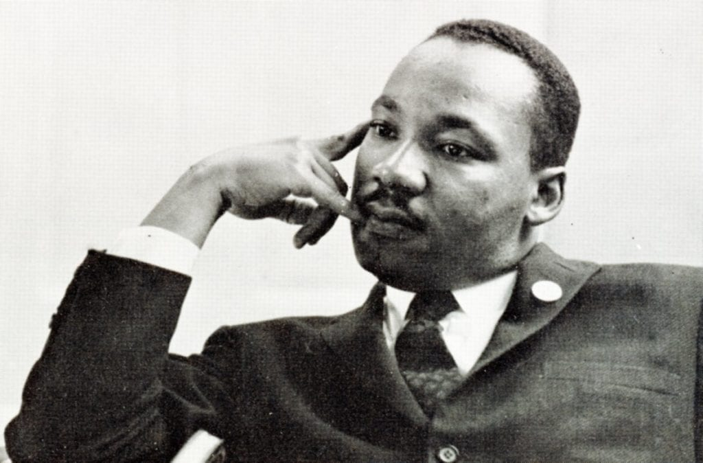 The Reverend Doctor Martin Luther King