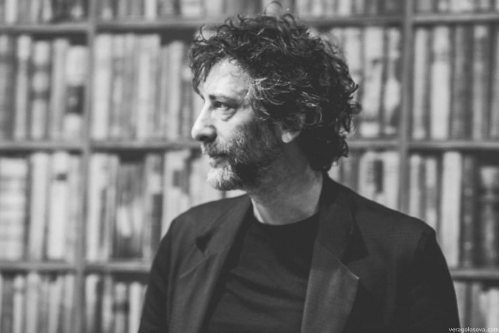 Neil Gaiman, Fantasy author