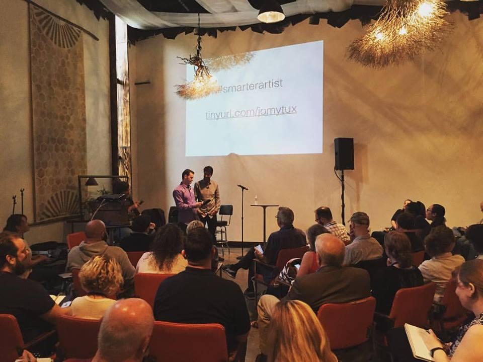 Smarter Artist Summit 2016, Day 2