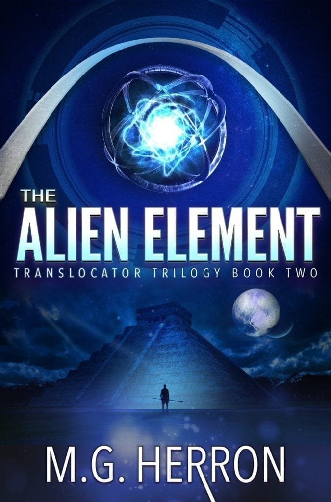 The Alien Element by M.G. Herron