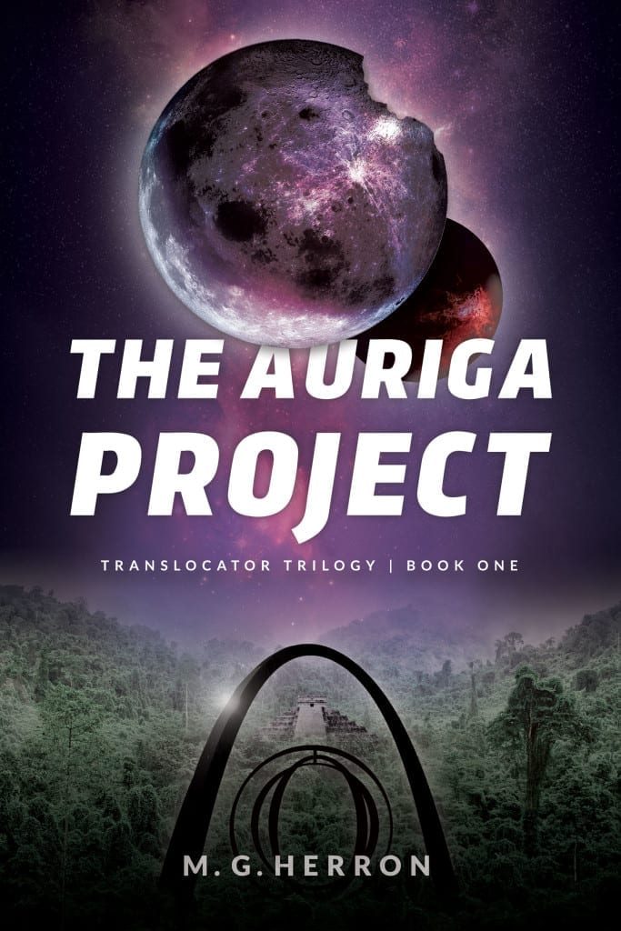 The Auriga Project - cover