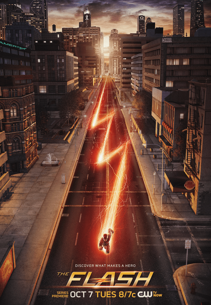 the-flash-cw-poster