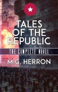 Tales of the Republic, a sci-fi action thriller