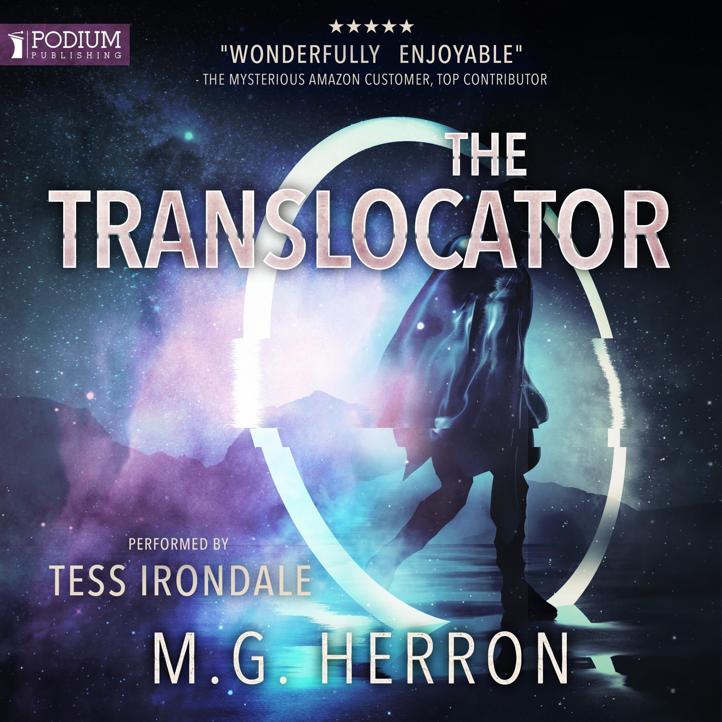 The Translocator (science fiction audiobook)